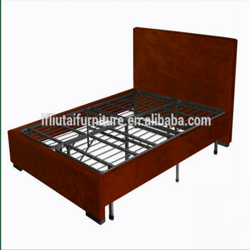 Modern Metal Lift Up Storage Bed Frame