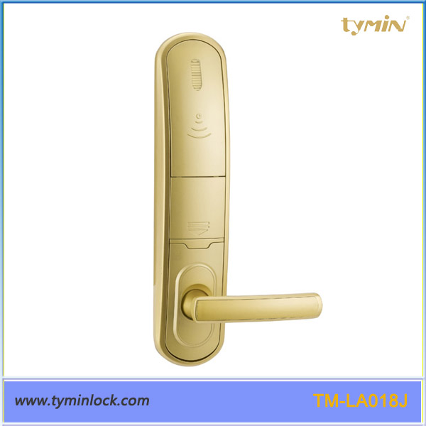 China supply popular EU standard latches hotel door lock with high security