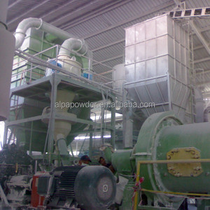 Ball mill 1.83*7m and classifying production linecalcium carbonate machinery