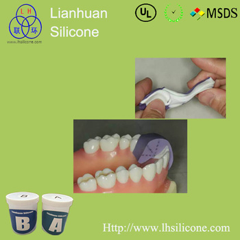 Silicone Putty For Dental Impression Material Mould Make - Buy Small Mold  Making Silicone Dental Putty /mc Silicone Putty,New Arrival Different Types