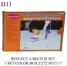 H11 REFLECT A SKETCH SET