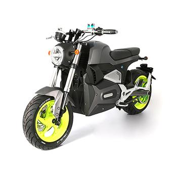 moto lectrique adulte 3000 w gros pneu scooter lectrique. Black Bedroom Furniture Sets. Home Design Ideas