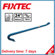 FIXTEC wrecking bar pry bar nail puller pinch bar