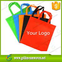 Promotional Cheap Custom Eco-Friendly Shopping Non Woven Bag/pp nonwoven promotional bag