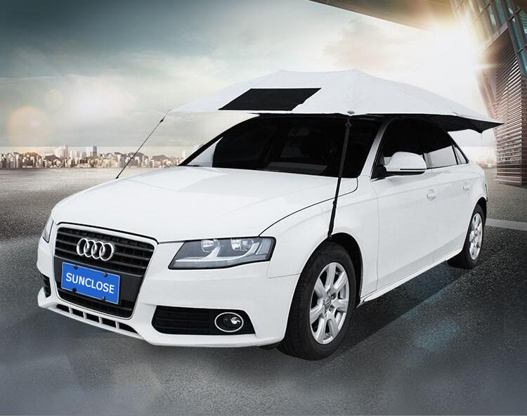 SUNCLOSE suv car roof top tent superb garage cover portable folding car shelter car sun visor covers