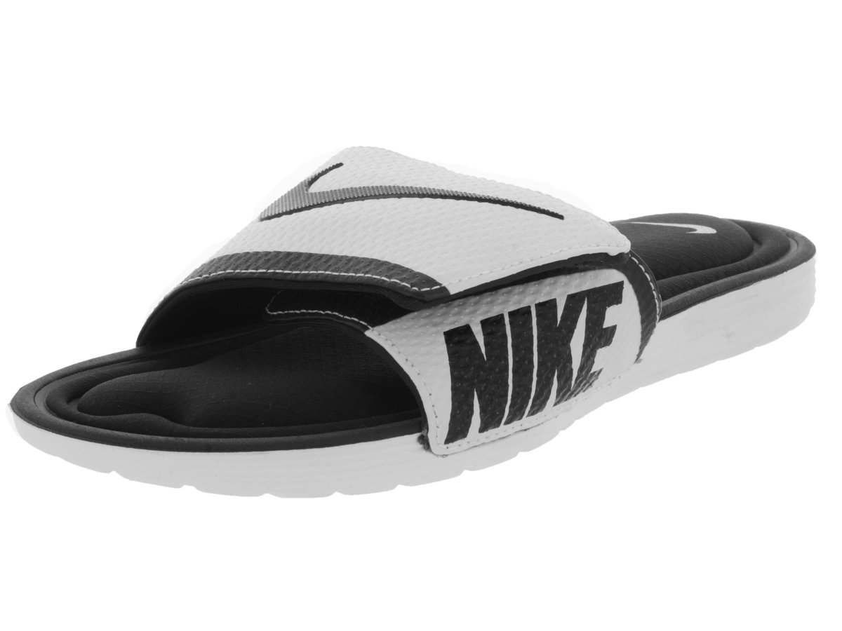 b2de5b101342 Get Quotations · NIKE Men s Solarsoft Comfort Slide Sandal