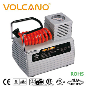 Hot Selling Metal car air compressor/auto tyre inflator