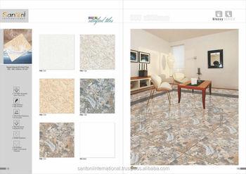 60x60 Super White Nano Polished Porcelain Tiles Tile Product On