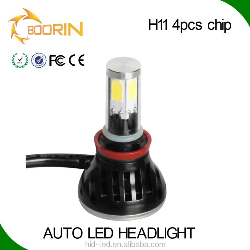 Wholesale price 40W 7 inch round r4 led headlight harley daymaker led headlight for JEEP