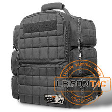 Military Tactical Backpack 1000D high strength waterproof Cordura or Nylon as the main material