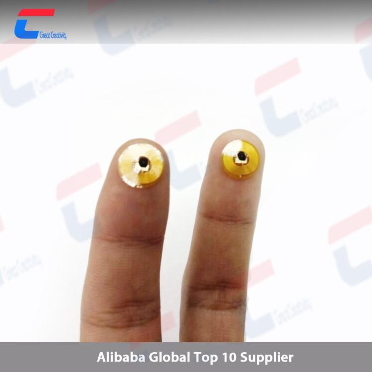 Small Rfid Tag 10 10mm Micro Ntag 213 Rfid Chip Tag