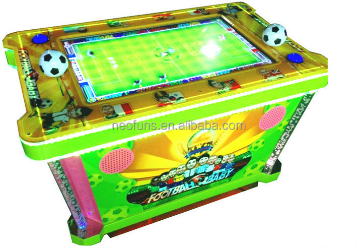 football arcade machine