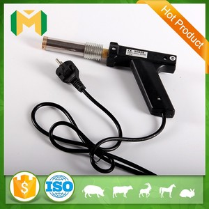 import cow removing scald angle device Electric Dehorners cattle horn