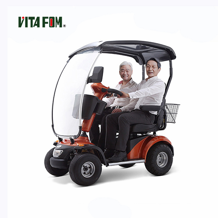 Ηλεκτρικό όχημα για ηλικιωμένους