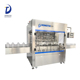 Barrelled automatic weighing engine oil filling production line,windshield fluid filler dispenser bottling plant