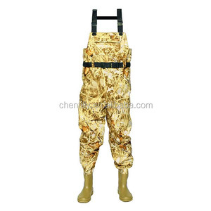 for fly fishing or lure fishing Wholesale bulk neoprene fishing waders