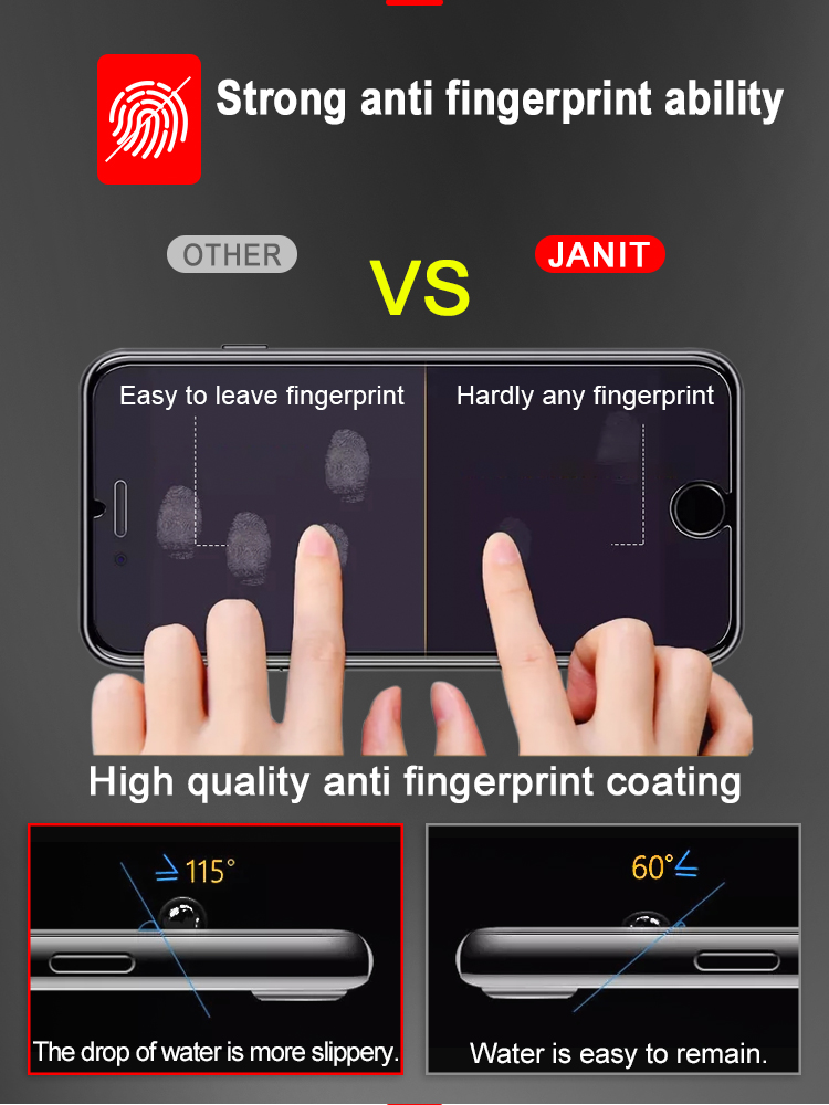 Ultimate Protection NANO Tempered Glass Screen Protector Film for iPhone Xs Max Phone Protective Film