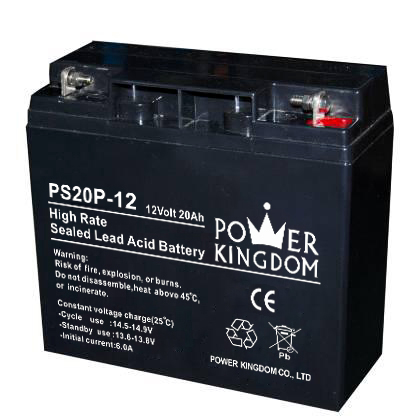 Power Kingdom good quality 2v agm battery factory electric toys-2