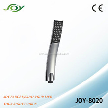 ABS bathroom shower,plastic bath shower head,hand hold waterfall shower