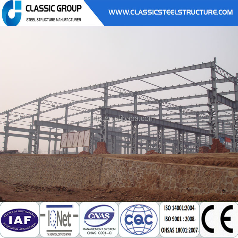 Professional Steel Structure Company Provide Container And Warehouse And Workshop And Steel Frame