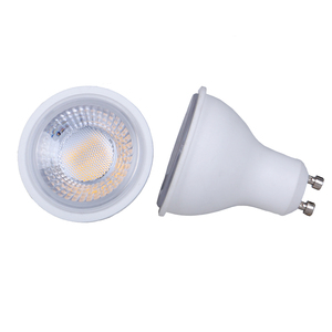 White Color 5W GU10 LED COB LED Spot Light Energy Saving Sopt Light logo projection spotlight