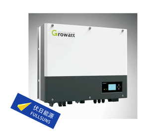 HOT SALE Growatt SPH3000 3 phase grid tie inverter price mini power inverter