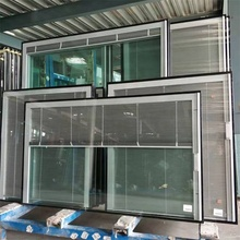 China Hersteller Magnet Steuer Aluminium Windows <span class=keywords><strong>Jalousien</strong></span> in Doppel Glas