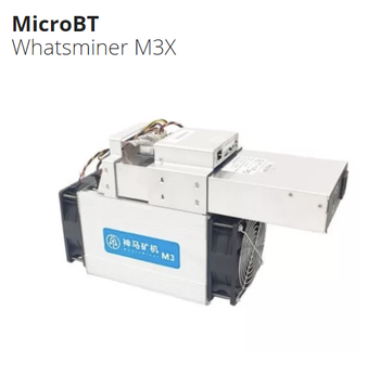 In Stock Top Sale Whatsminer M3 12 5th/s Coin Miner M3x Whatsminer 2050w  Fast Shipping - Buy Whatsminer M3,Bitmain Antminer S9,Antminer S11 Product  on