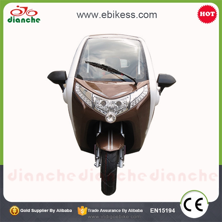 Hot Sale China Three Wheel Motor Tricycle Cargo 250cc