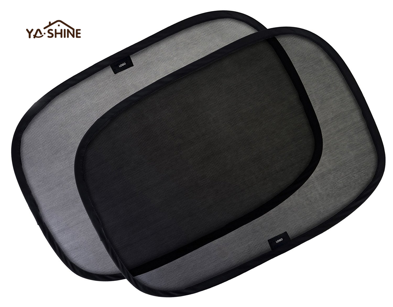 YA SHINE Cling Sunshade for Car Windows  Prevent Sun Glare and UV Rays for Your Child
