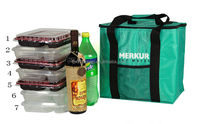 Custom high capacity top quality beach can1.5l bottle wine cooler bag