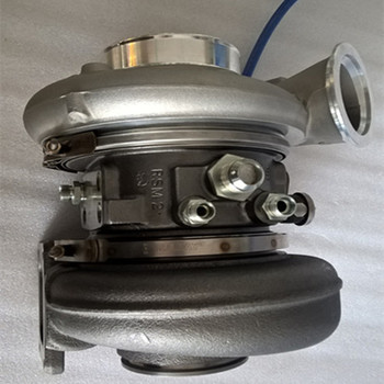 New arrival Cursor 10 F3AE engine with HY55V  turbo 504255233 4046943 turbocharger for Iveco