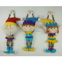 Wholesale Cheap Stuffed Soft Plush Toy 2018 New Christmas Elf Doll Best Selling Christmas Items
