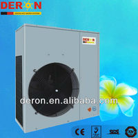Indoor air to water heat pump water heater with water pump CE, CB