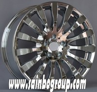 Good Quality Chrome Vacuum Plating Car Alloy Wheels
