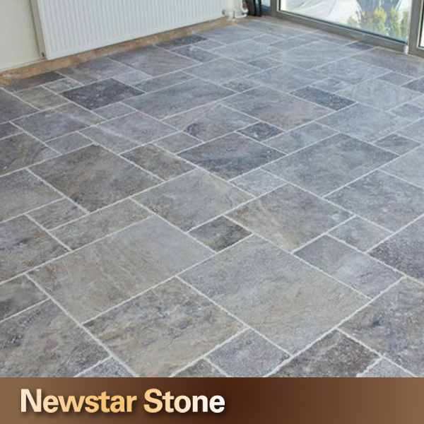 Newstar Dark Grey Travertine Silver Grey Travertine Buy Grey