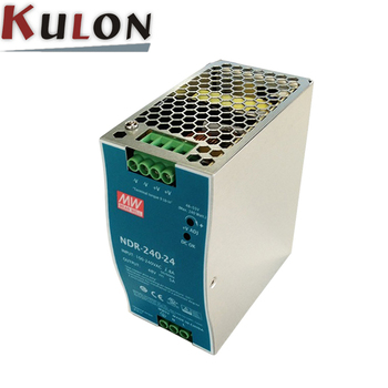 Meanwell Wdr-240-24 High Voltage Input Din Rail 24v 10a Switching Power  Supply - Buy 24v Switching Power Supply,24v 10a Switching Power Supply,High