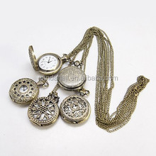 Vintage Copper Watch Head Fashion Iron Pocket Watches Wholesale