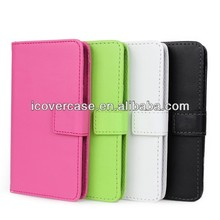 Luxury Wallet PU Leather Case For Nokia Lumia 925 Stand Cover Flip Cases Free Shipping