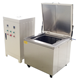 Ultrasonic cleaner soak tank cleaning anilox rollers machine