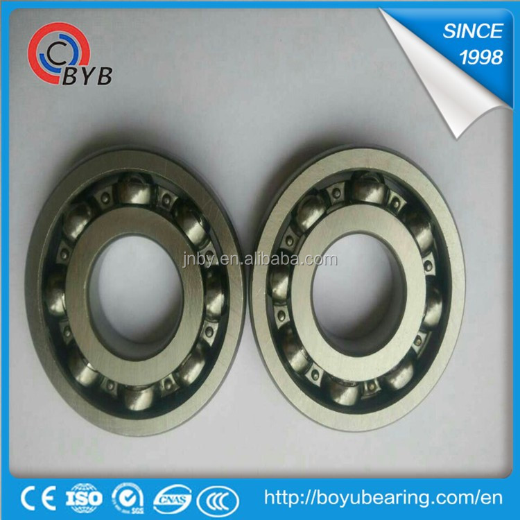 China large stock 16 series deep groove ball bearings 1614ZZ bearing