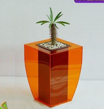Elegant Design High Quality Acrylic Glass Vase Buy Acrylic Glass