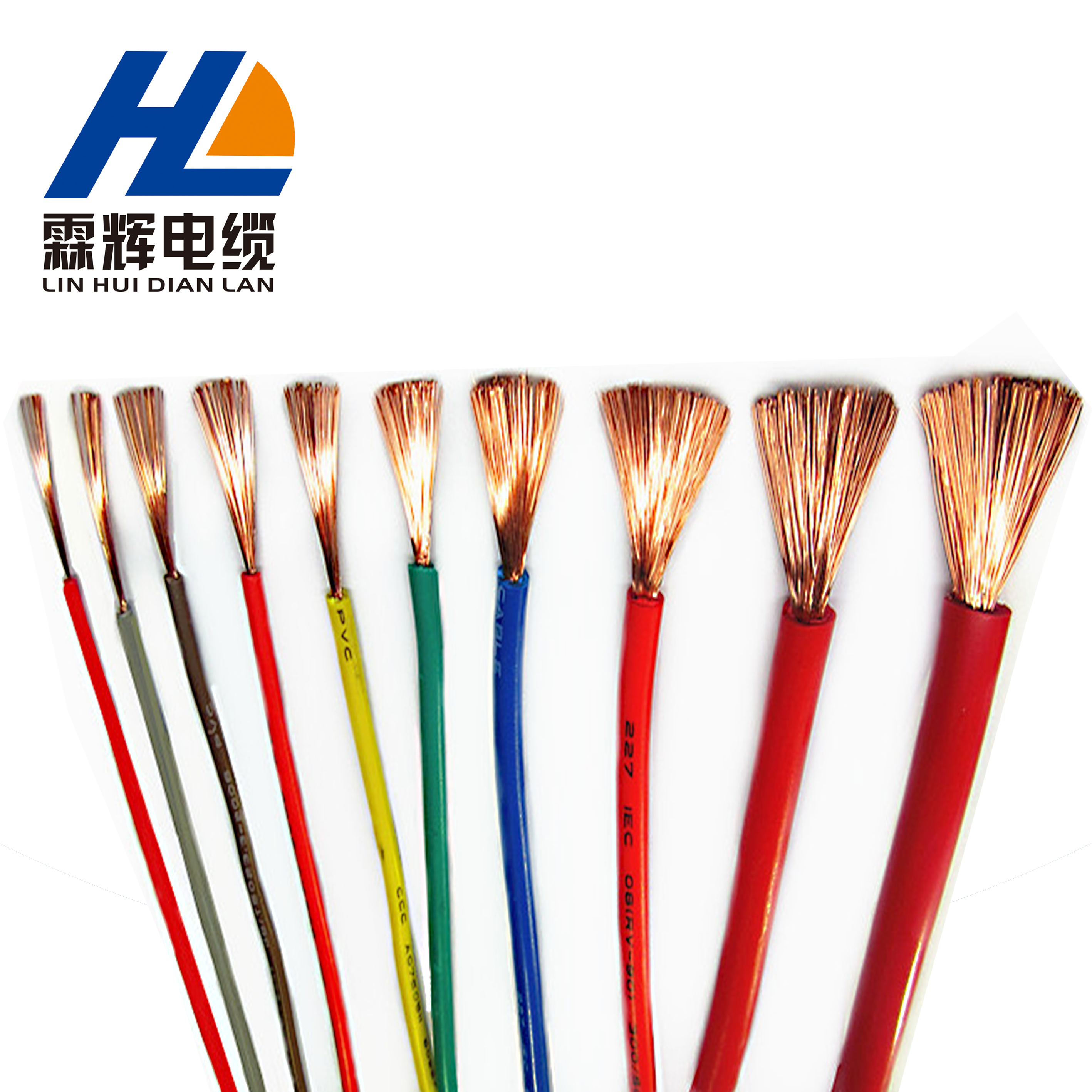 China Sheathed Electrical Wire Electric Single Copper Core Ground Bv Photos Manufacturers And Suppliers On Alibabacom