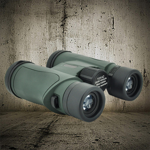 mini Roof prism binoculars 10x42 stablized nightvision for adults