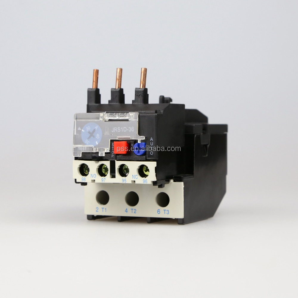 DELIXI Relay Factory Direct JRS1Ds Relay 93a AC Type Current thermal overload Relay 690v