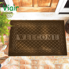 Anti slip bad deurmatten Tapijt floor Custom deur mat entree all weather vloer thuis mat