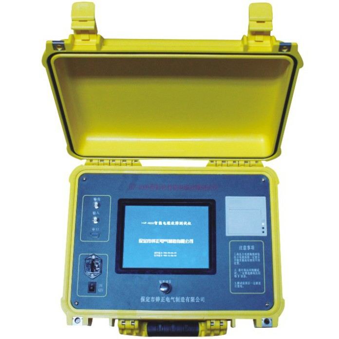 Electrical Fault Locator : Portable tdr underground cable fault locator power