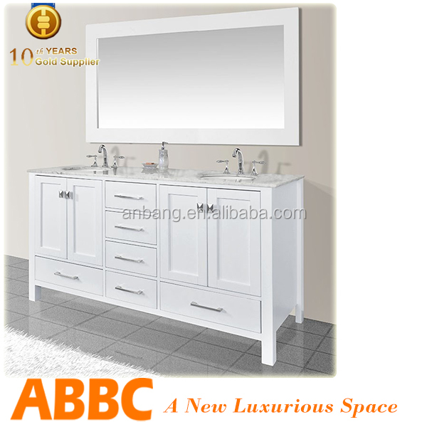 Wooden buy bathroom cabinet from china designs GM6412-36