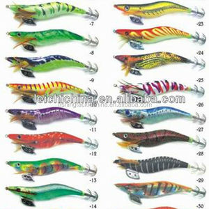 Top quality Japanese fishing lure squid jig