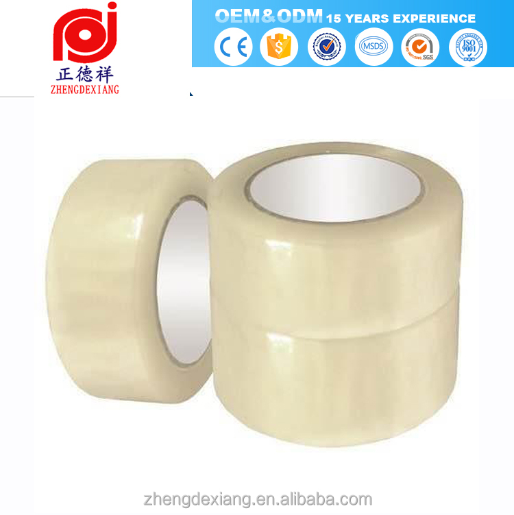 Voorzichtigheid cartoon verpakking carry handvat cellulose cellotape carrier tapijt binding edge cellofaan naden tape lowes roll